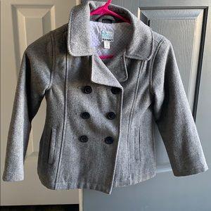 Girls Old Navy Wool Coat